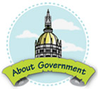 Connecticut Government Page Header