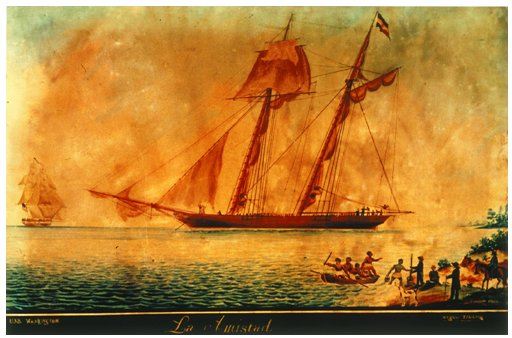 picture of the ship la amistad